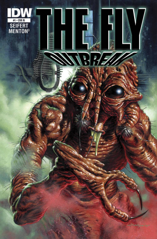 The Fly: Outbreak #1 (10 Copy Cover)