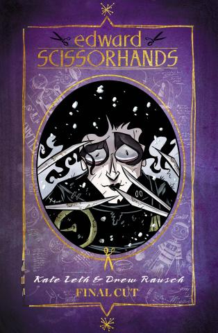 Edward Scissorhands: Final Cut (Oversized Edition)