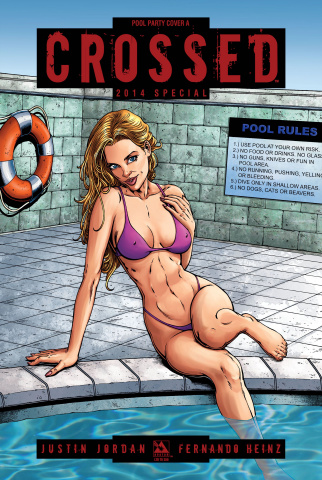 Crossed Special 2014 (Pool Party Cover A)