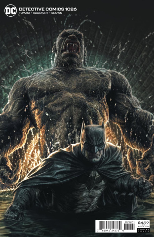 Detective Comics #1026 (Lee Bermejo Card Stock Cover)