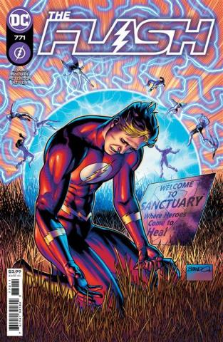 The Flash #771 (Brandon Peterson Cover)
