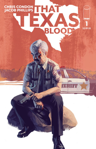 That Texas Blood #1 (Jacob Phillips Cover)