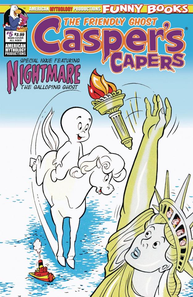 Casper's Capers #5