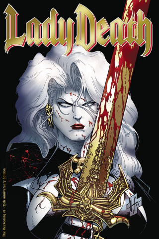 Lady Death: The Reckoning #1 (25th Anniversary Edition)