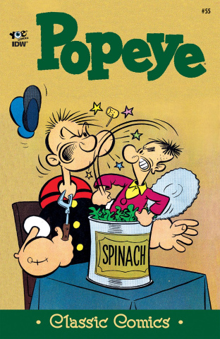 Popeye Classics #55