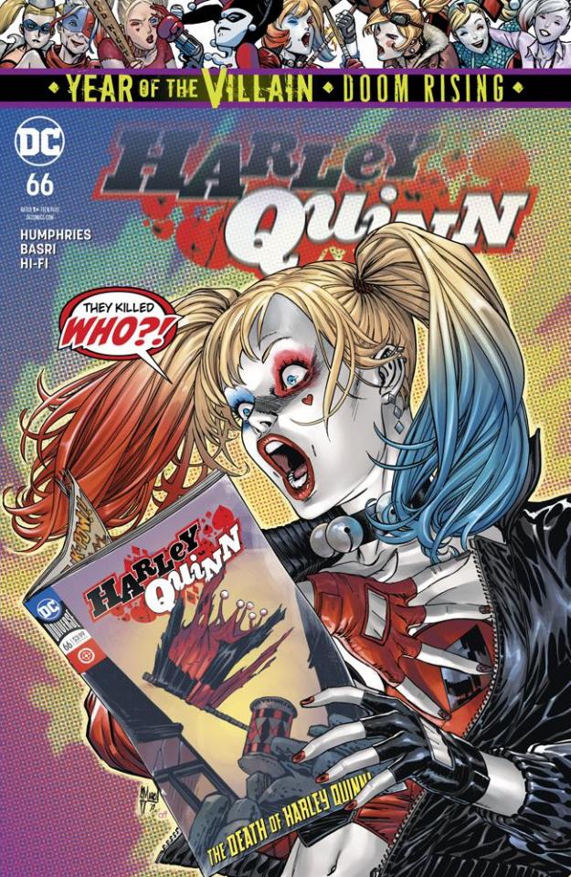 Harley Quinn #66 (Year of the Villain)