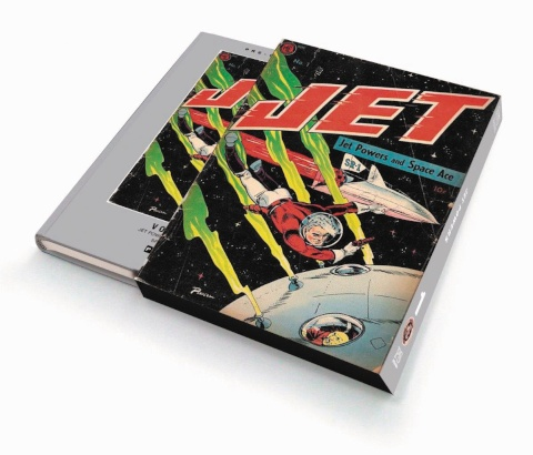 Jet Powers and Space Ace Vol. 1 (Slipcase Edition)