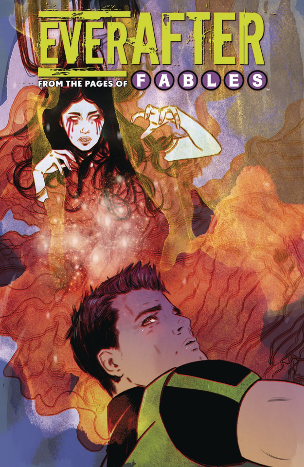 Everafter: From the Pages of Fables #11