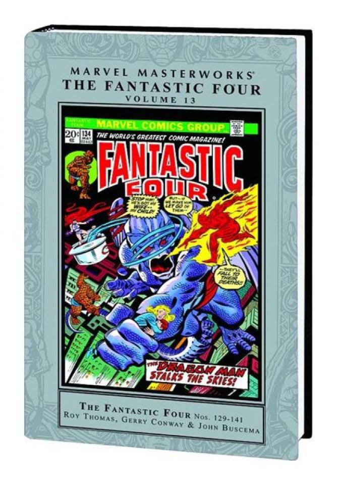 Fantastic Four Vol. 13 (Marvel Masterworks)