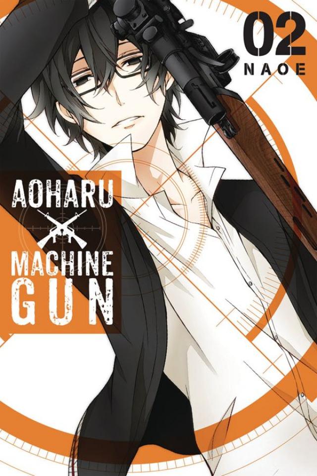 Aoharu X Machinegun Vol. 2