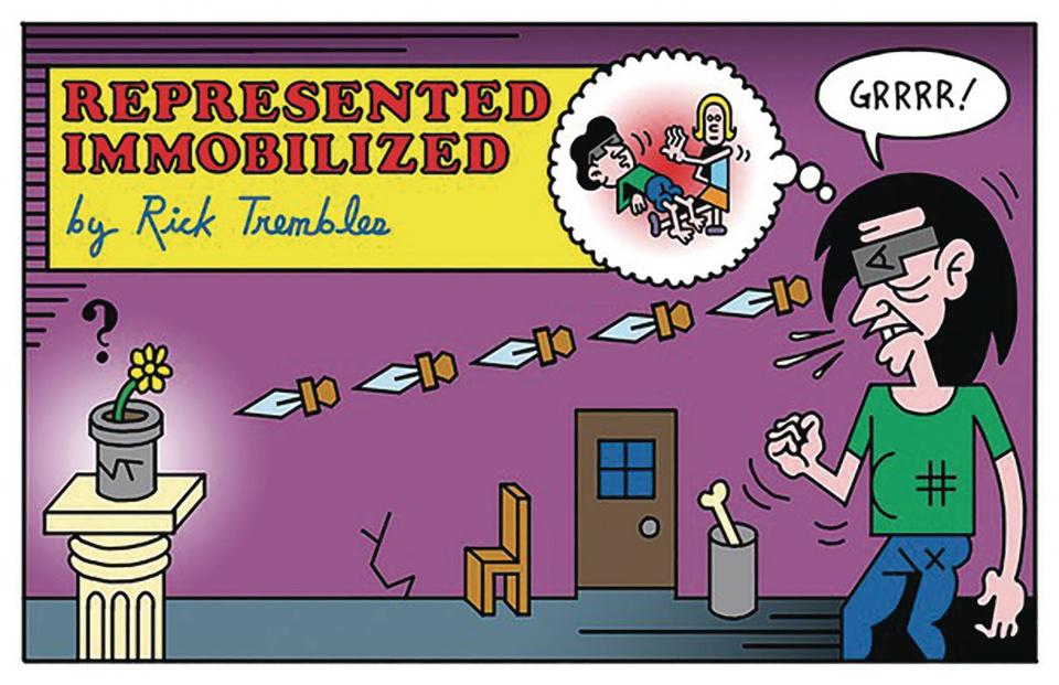 Representation Immobilized