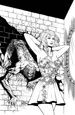 Spirit Hunters #3 (Salonga Cover)