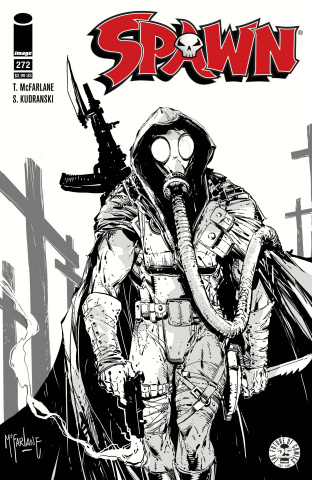 Spawn #272 (McFarlane Cover)