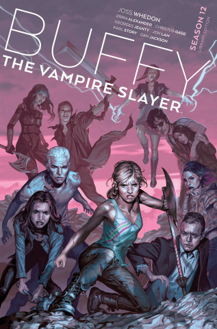 Buffy the Vampire Slayer, Season 12 Vol. 1 (Library Edition)