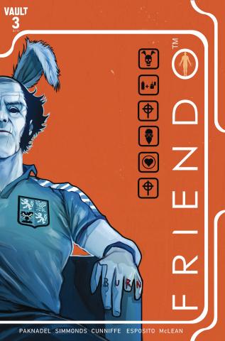 Friendo #3 (Simmonds Cover)