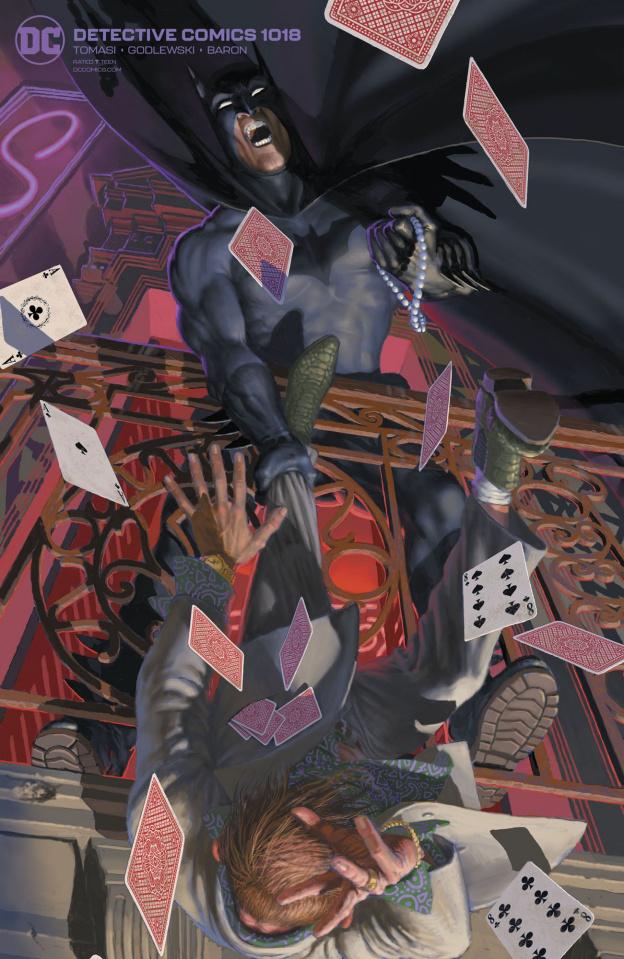 Detective Comics #1018 (Variant Cover)