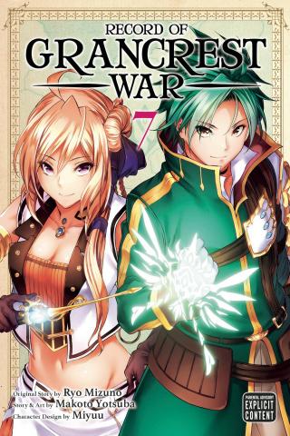 Record of Grancrest War Vol. 7