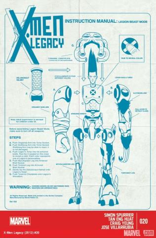 X-Men Legacy #20