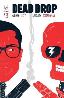 Dead Drop #3 (Allen Cover)