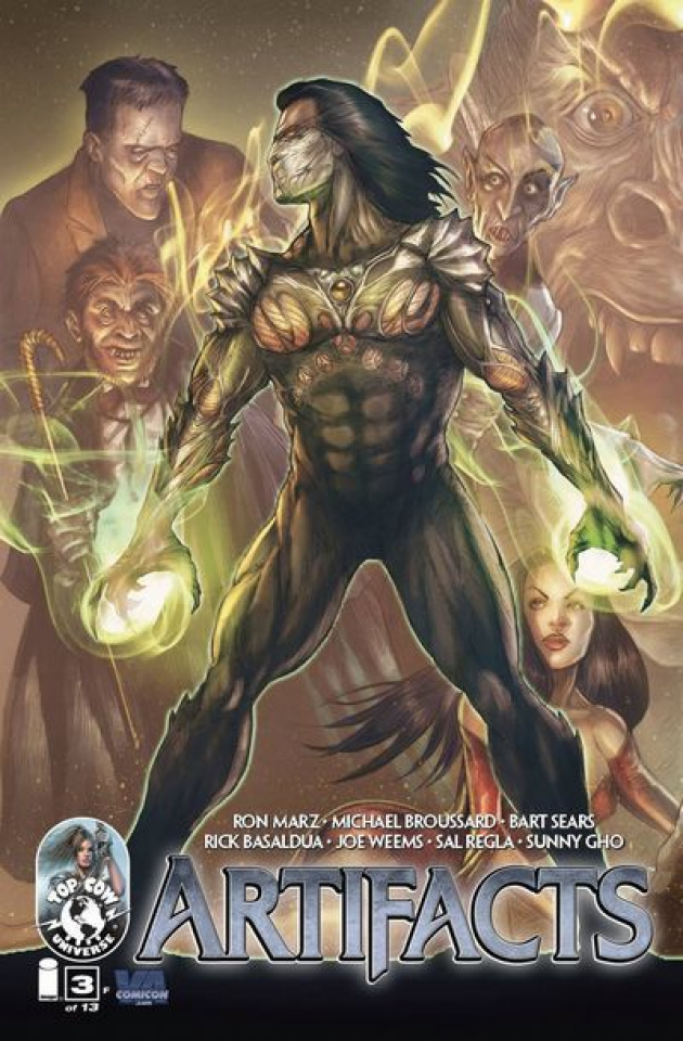 Artifacts #3 (Darkness Cover)