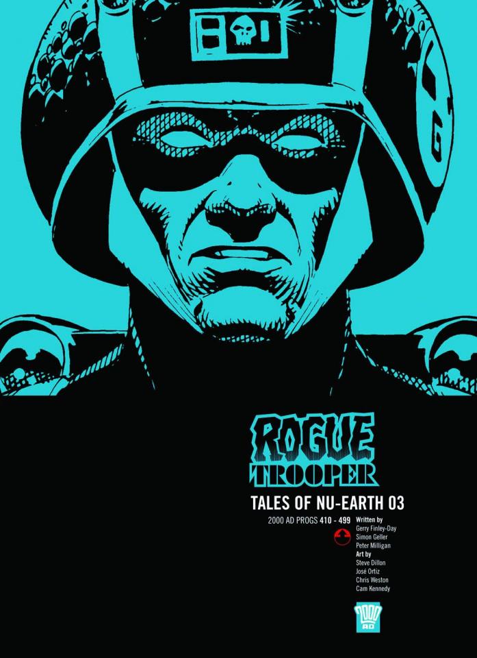 Rogue Trooper: Tales of Nu-Earth Vol. 3