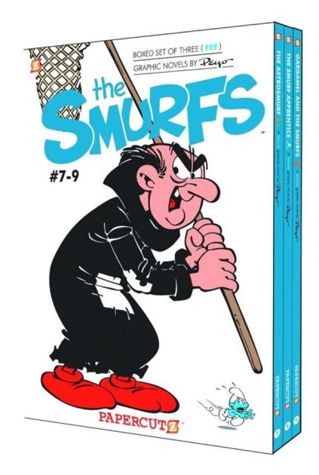 The Smurfs Vols. 7-9