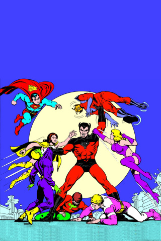 Showcase Presents Legion of Superheroes Vol. 5