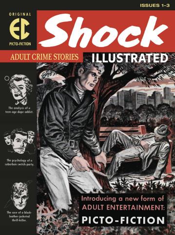 EC Archives: Shock Illustrated