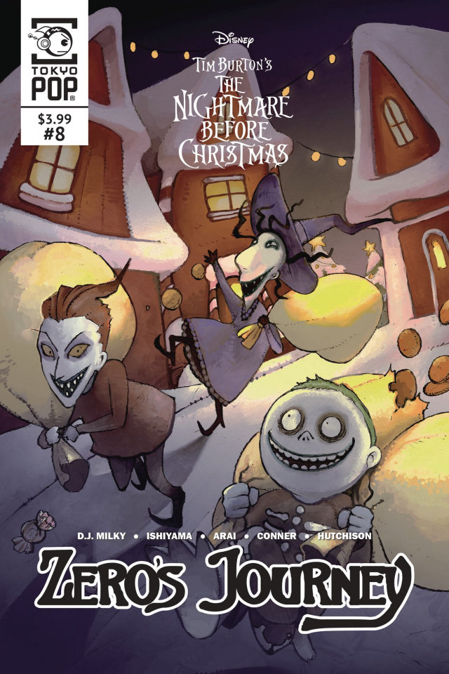 The Nightmare Before Christmas: Zero's Journey #8