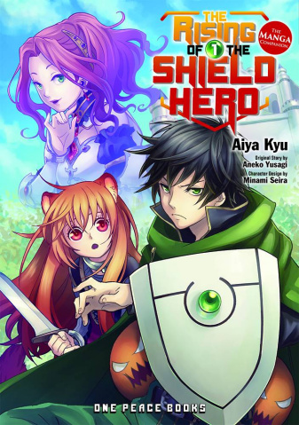 The Rising of the Shield Hero Vol. 1: Manga Compasion