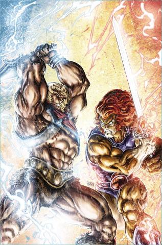 He-Man / Thundercats #4