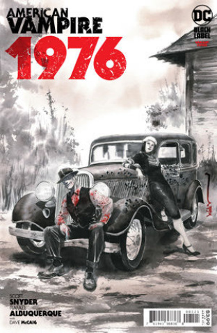 American Vampire: 1976 #1 (Dustin Nguyen Cover)