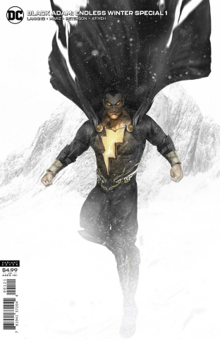 Black Adam: Endless Winter Special #1 (Bosslogic Card Stock Cover)