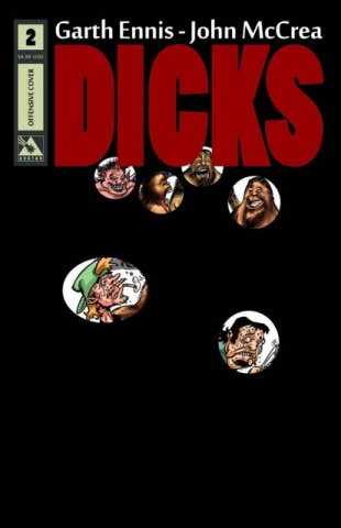Dicks #2 (Offensive Cover)