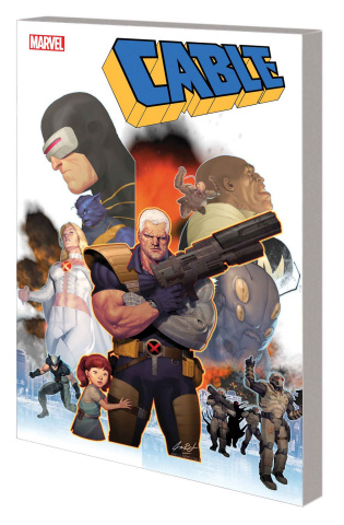 Cable Vol. 1: Last Hope