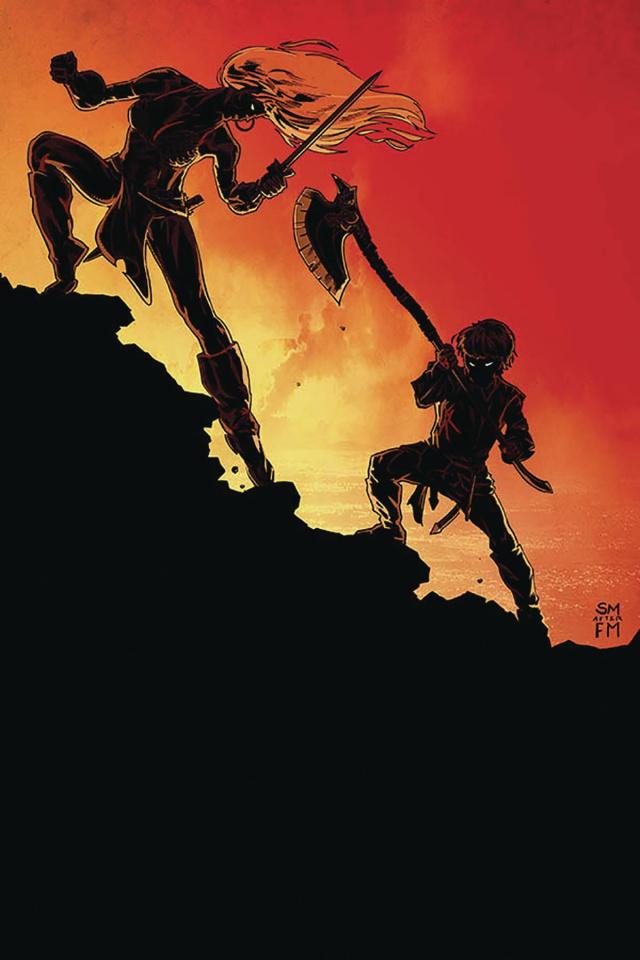Killing Red Sonja #4 (Mooney Virgin Homage Cover)