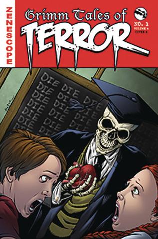 Grimm Tales of Terror #1