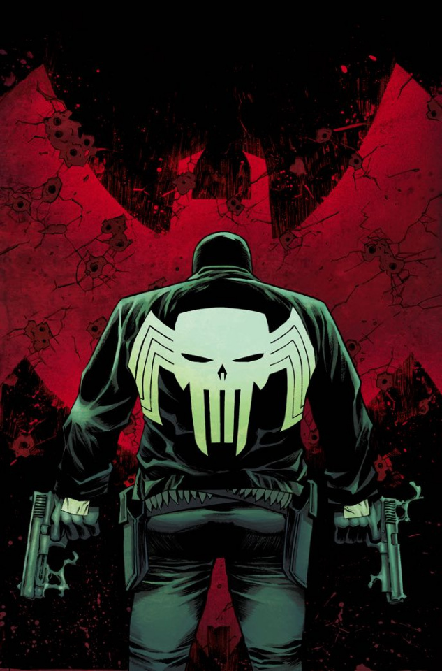Venomverse #5 (Shalvey Cover)