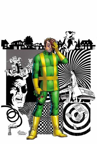 Hank Johnson: Agent of Hydra #1