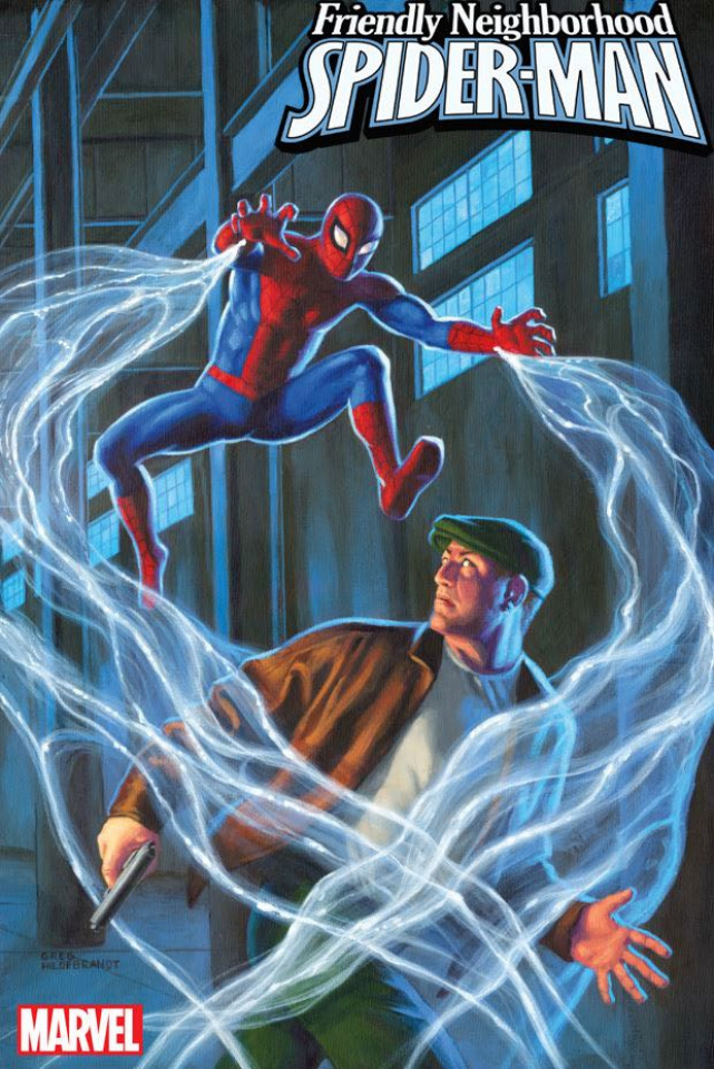 Friendly Neighborhood Spider-Man #11 (Hildebrandt BobG Cover)