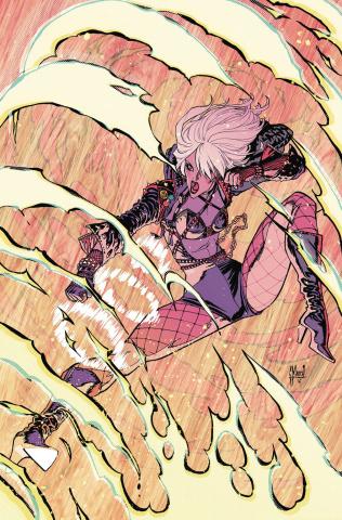 Black Canary #11