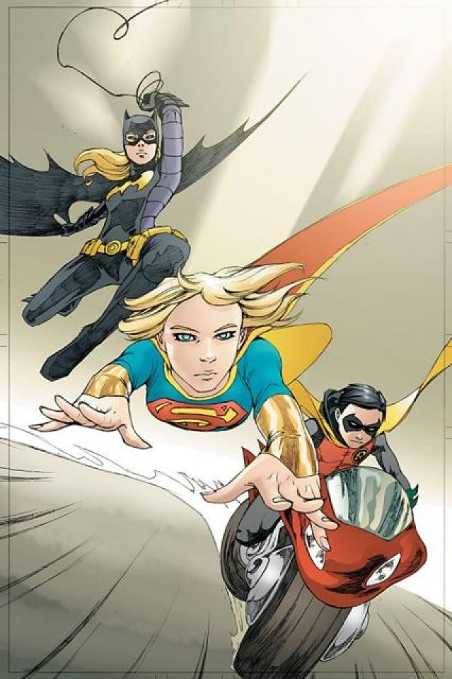 Supergirl #61