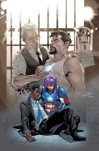 U.S.Avengers #8