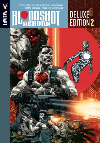 Bloodshot: Reborn Vol. 2