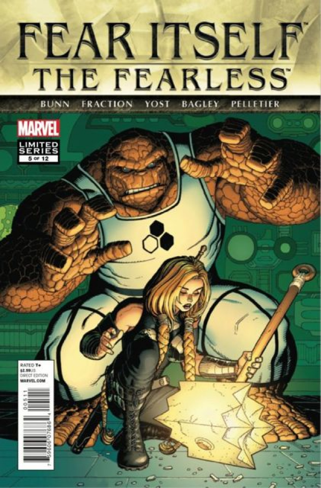 Fear Itself: The Fearless #5