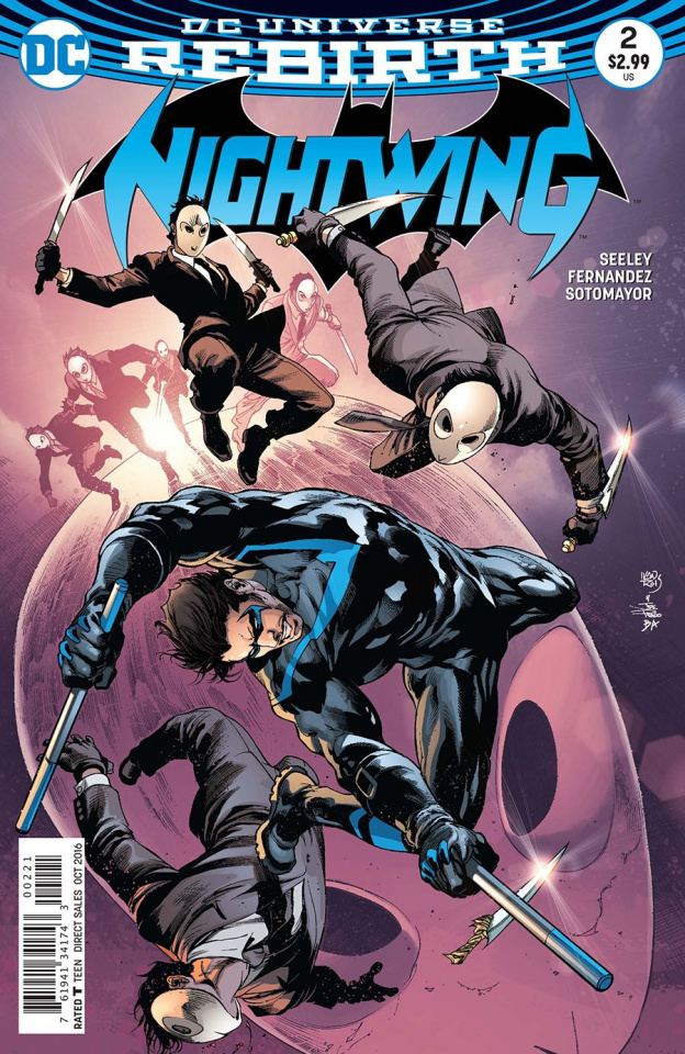 Nightwing #2 (Variant Cover)