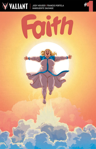 Faith #1 (10 Copy Kano Cover)