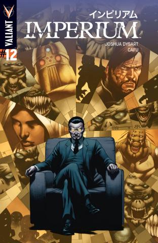 Imperium #12 (Cafu Cover)