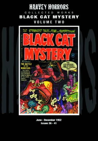 Black Cat Mystery Vol. 2
