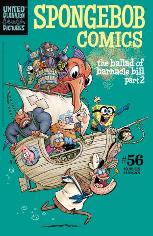 Spongebob Comics #56